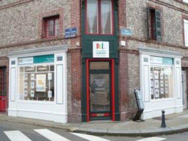 Square Habitat agence immobilière à Etretat 76