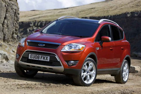 Ford Kuga Iville