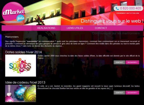 campagne webmarketing