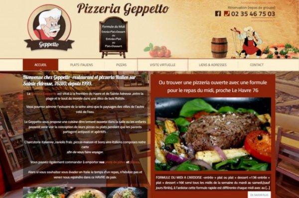 ou commander des pizzas et plats italiens proche le havre 76