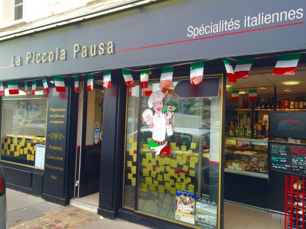 ou trouver des produits italiens proche Le Havre 76