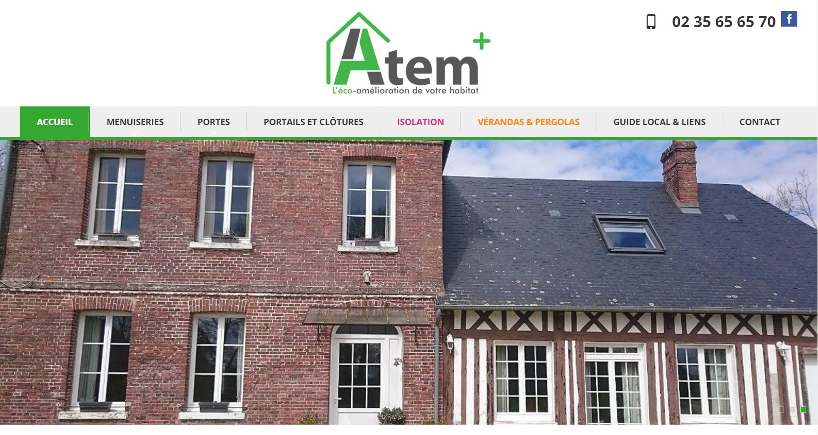 ATEM 76 menuiserie à Rouen