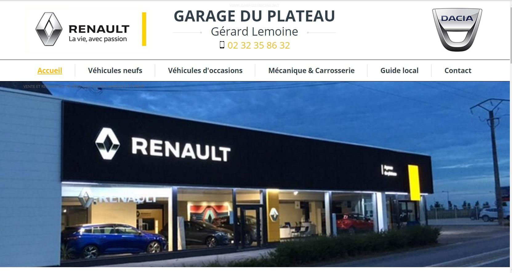 Garage Lemoine - Le Neubourg