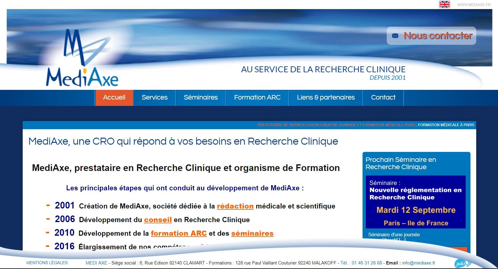 Miroiterie Clamart tout réalisation de site internet en multi-langue proche clamart - jalis