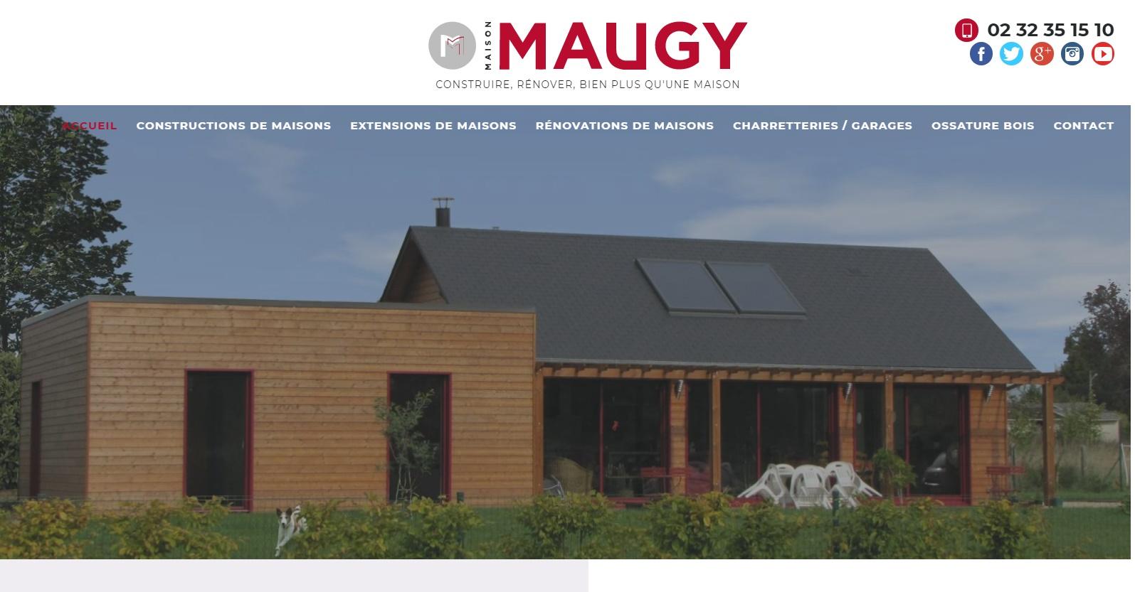 ou trouver un constructeur de maison sur internet en Normandie