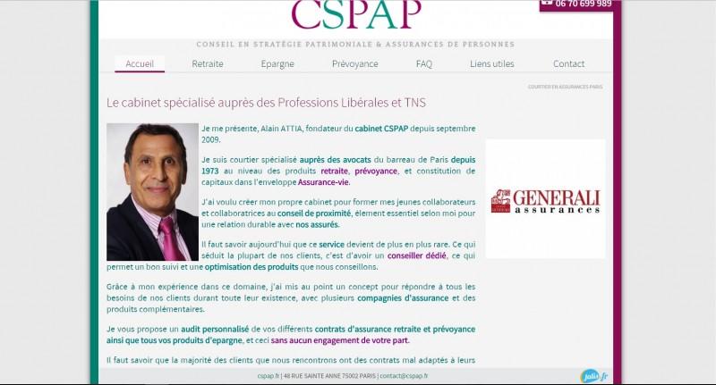 courtier en gestion de patrimoine spécialisé en professions libérales à Paris