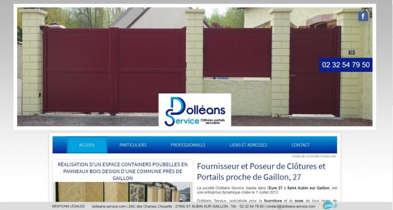Fournisseur et Poseur de Clôtures et Portails proche de Gaillon, 27