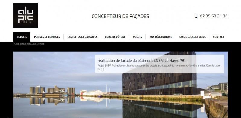 Création de site internet avec référencement sur mesure Le Havre