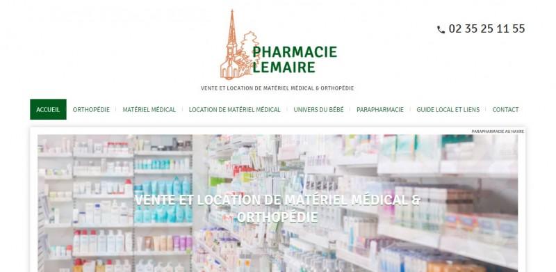 Trouver une agence web expert dans le référencement SEO google pour les pharmacies Le Havre