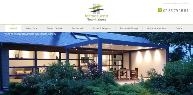 Trouver du référencement sur Google pour les métiers de la Menuiserie Le Havre 76